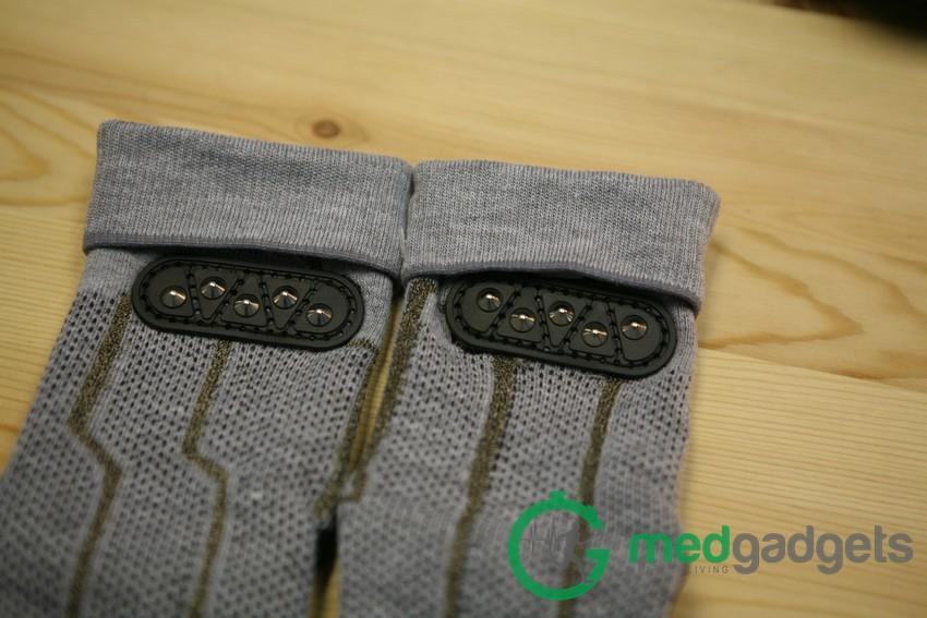 Комплект умной одежды от Sensoria для любителей бега: сам себе фитнес-трекер - 11