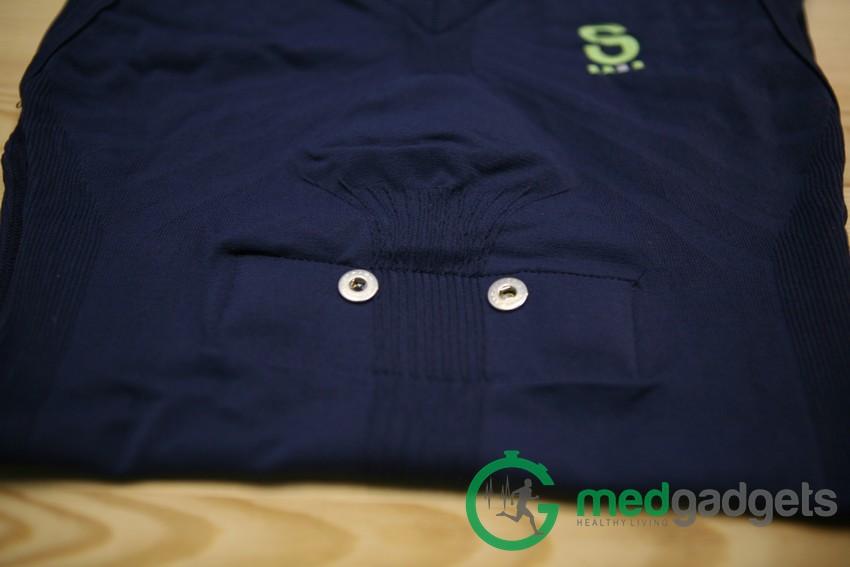 Комплект умной одежды от Sensoria для любителей бега: сам себе фитнес-трекер - 5