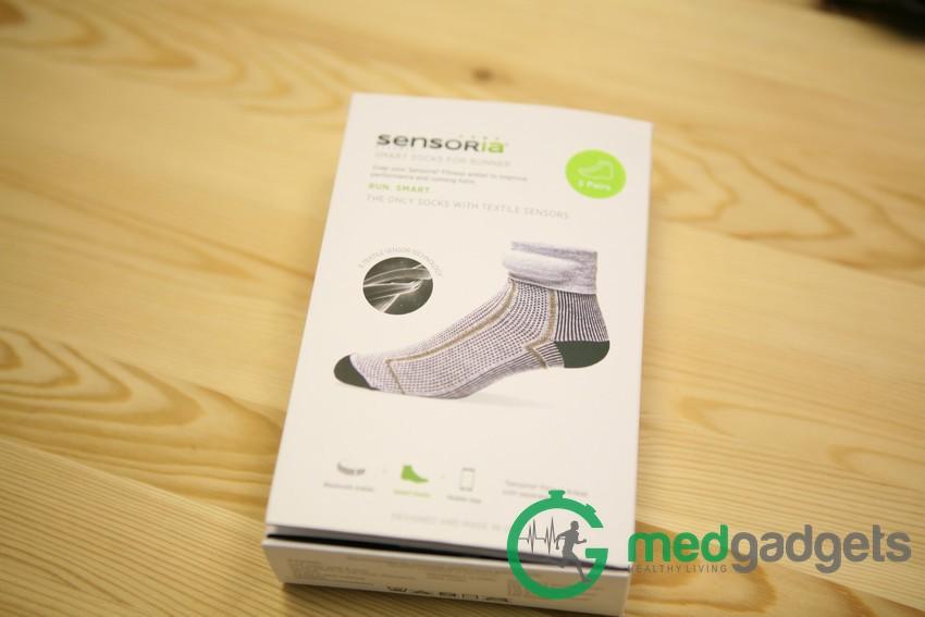 Комплект умной одежды от Sensoria для любителей бега: сам себе фитнес-трекер - 9