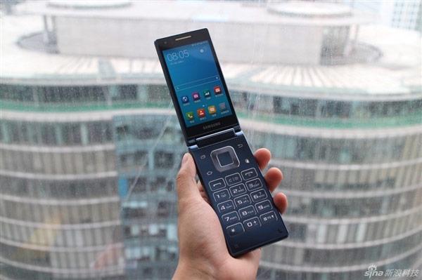 Смартфон Samsung SM-G9198