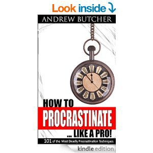 Прокрастинация, или как перестать быть ленивой задницей и начать жить - 2