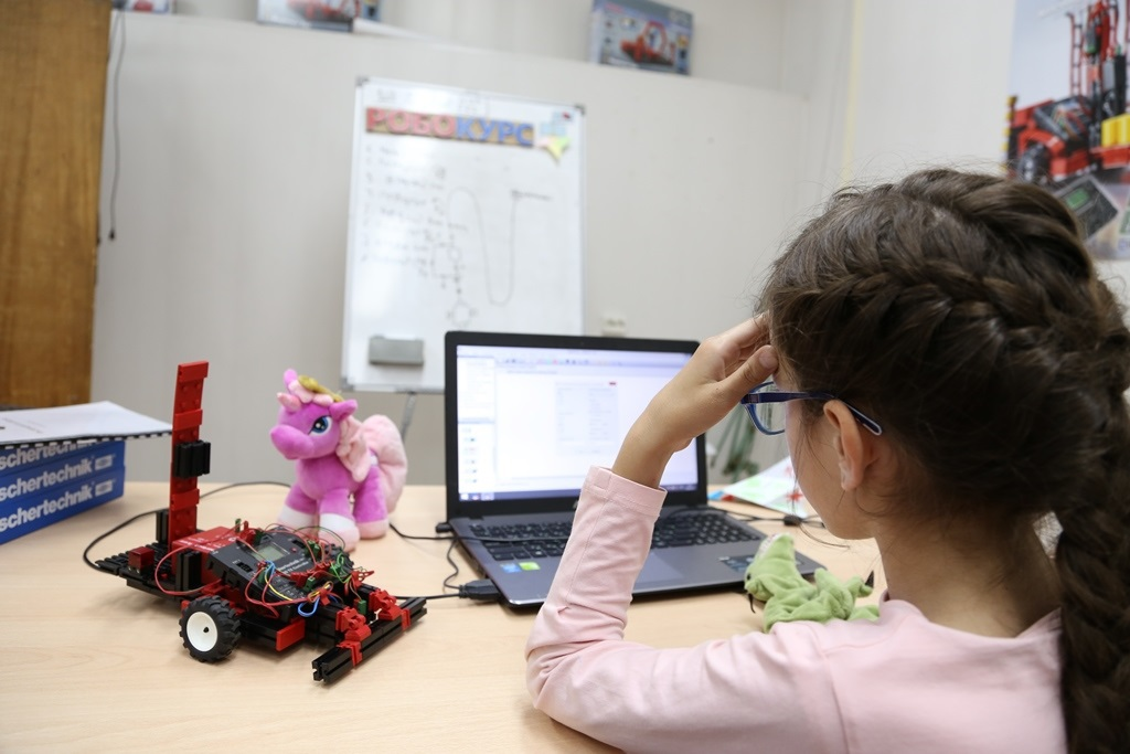 Робокурс: обучаем детей программированию и робототехнике - 8