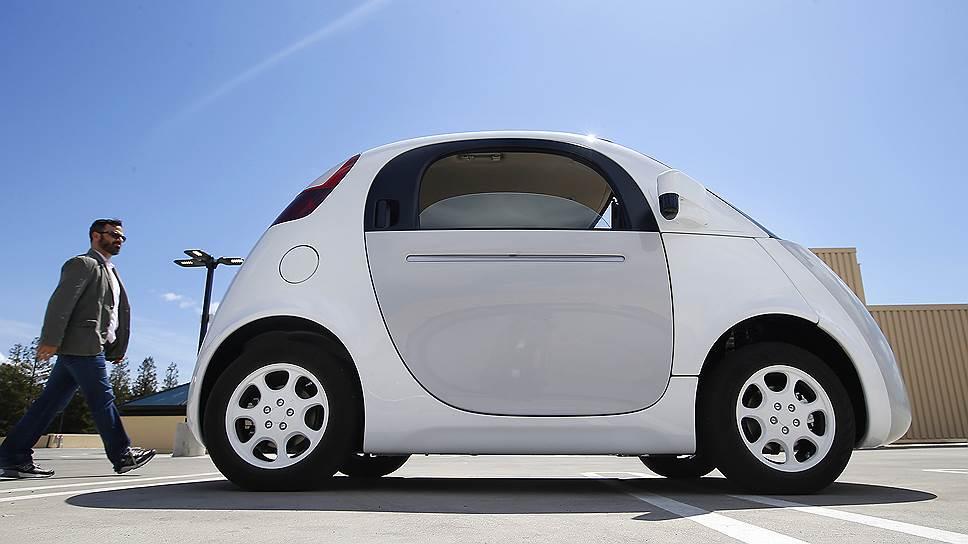 Роботомобили Google теперь катаются по дорогам Остина - 2