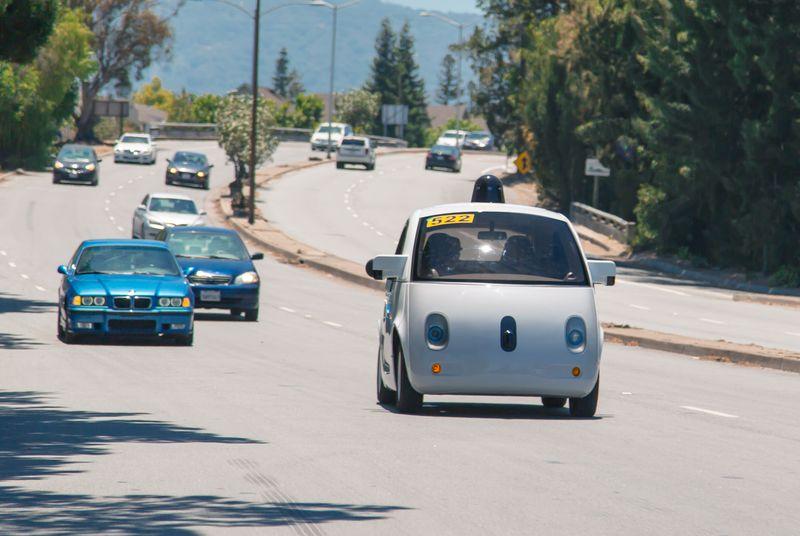 Роботомобили Google теперь катаются по дорогам Остина - 1