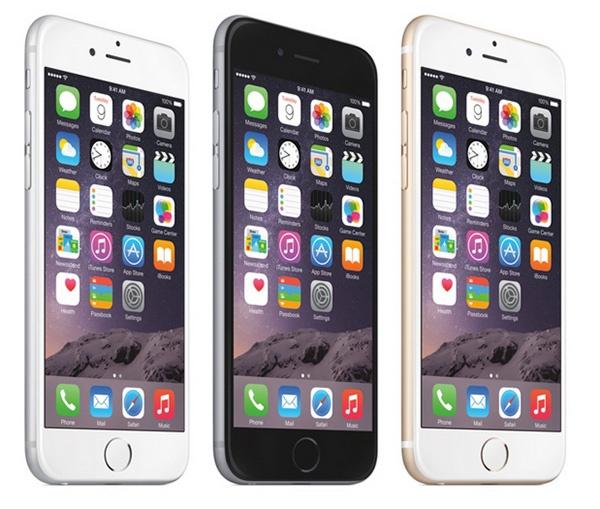 iPhone 6S и iPhone 6S Plus будут доступны в тех же цветах, в которых сейчас предлагаются iPhone 6 и iPhone 6 Plus
