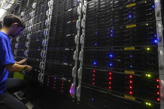 Alibaba уже переносит персональные данные россиян — в московский дата-центр - 1