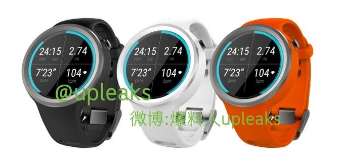 Стали известны размеры часов Moto 360S и Moto 360L