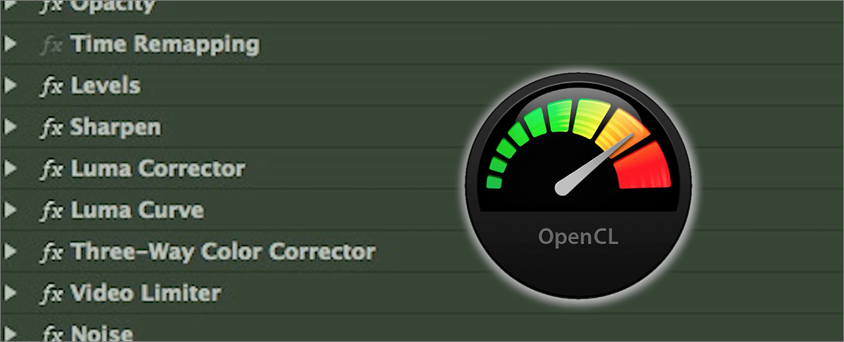 OpenCL в Adobe Premiere Pro: насколько GPU быстрее CPU? - 1