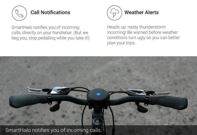 Smarthalo — система, которая превратит жизнь велосипедиста в рай - 5