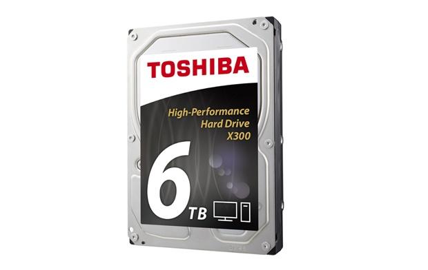 Toshibа X300, P300, E300, H200 и L200 - новые жесткие диски для разных сфер применения