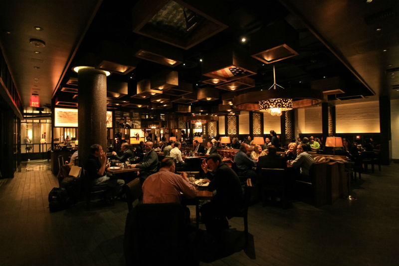 Эксперимент: На что влияет освещение в ресторане - 2