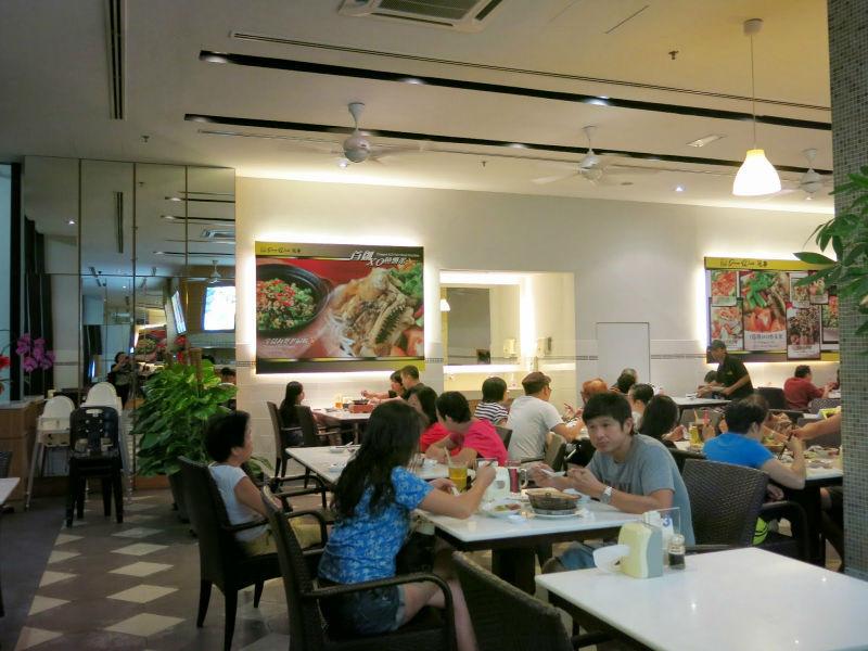 Эксперимент: На что влияет освещение в ресторане - 3
