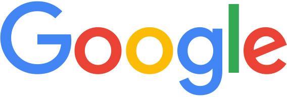 За 17 логотип Google меняется не первый раз