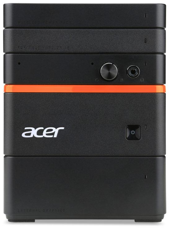 Продажи Acer Revo Build M1-601 начнутся в октябре по цене от 199 евро
