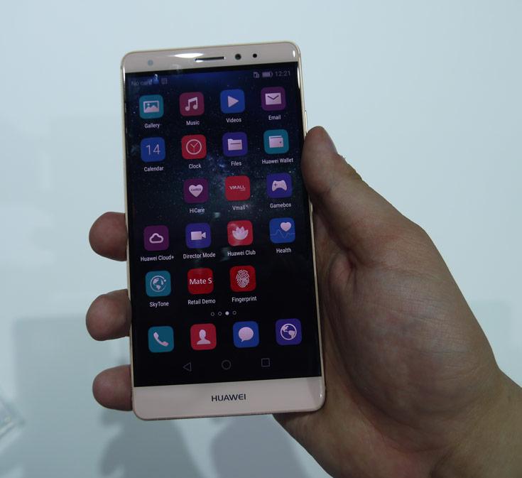 Смартфон Huawei Mate S