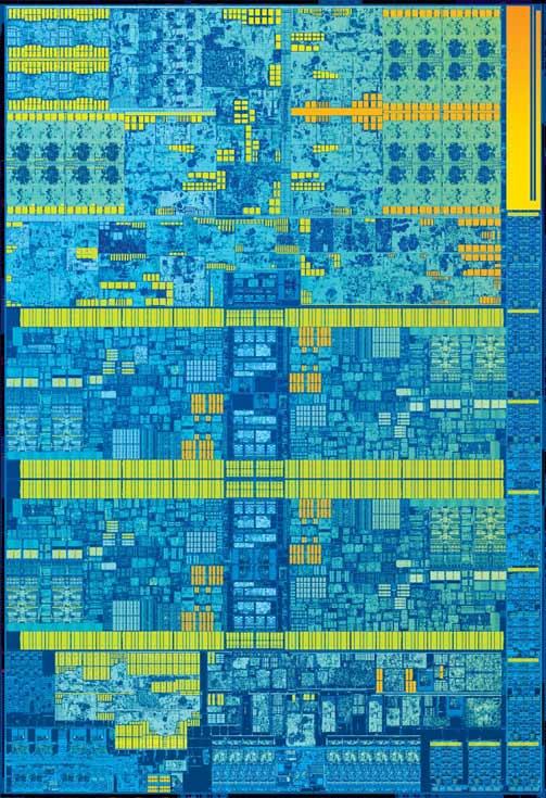 Процессоры Intel Core шестого поколения оптимизированы для работы с Windows 10