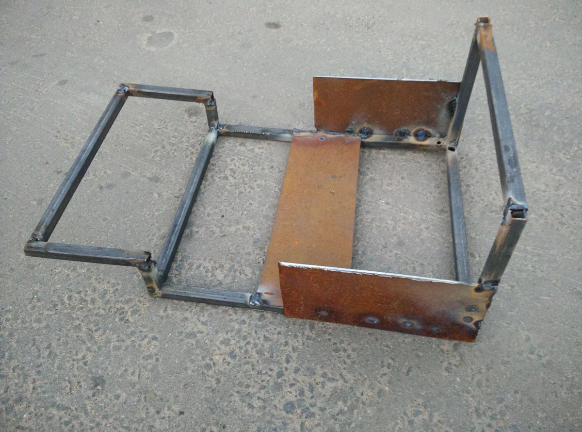 Робот-газонокосилка. От чермета до прототипа - 2