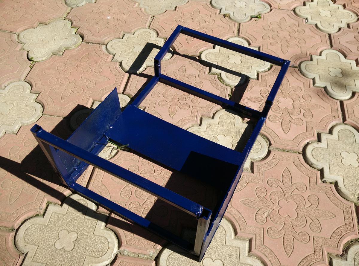 Робот-газонокосилка. От чермета до прототипа - 3