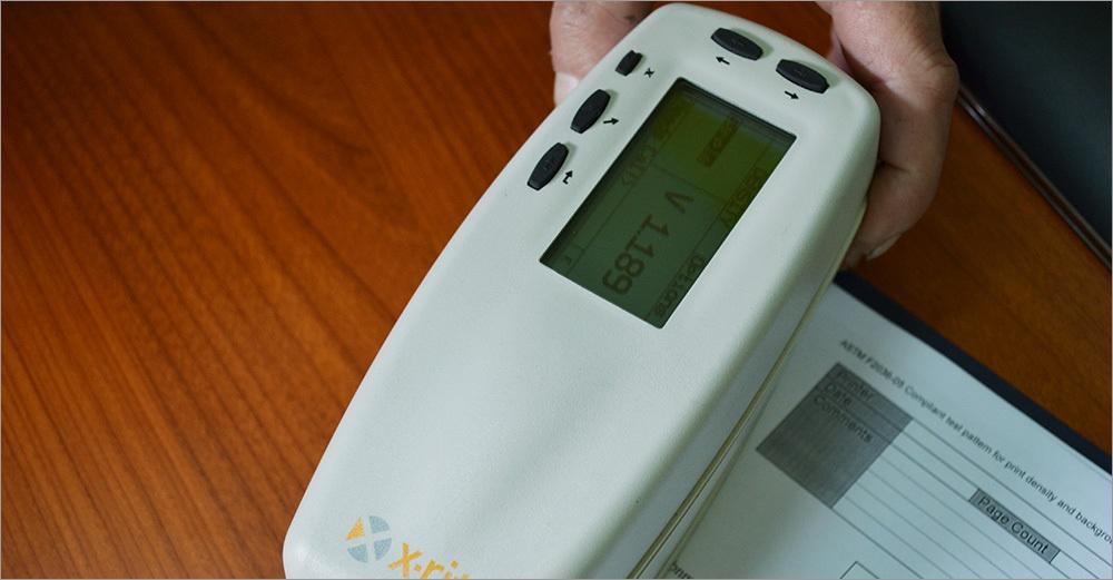 STMC-тестирование. Как достичь гарантированного качества отпечатков по оптимальной цене - 11