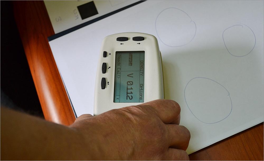 STMC-тестирование. Как достичь гарантированного качества отпечатков по оптимальной цене - 13