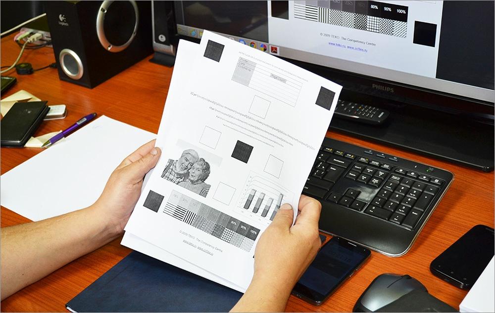 STMC-тестирование. Как достичь гарантированного качества отпечатков по оптимальной цене - 9