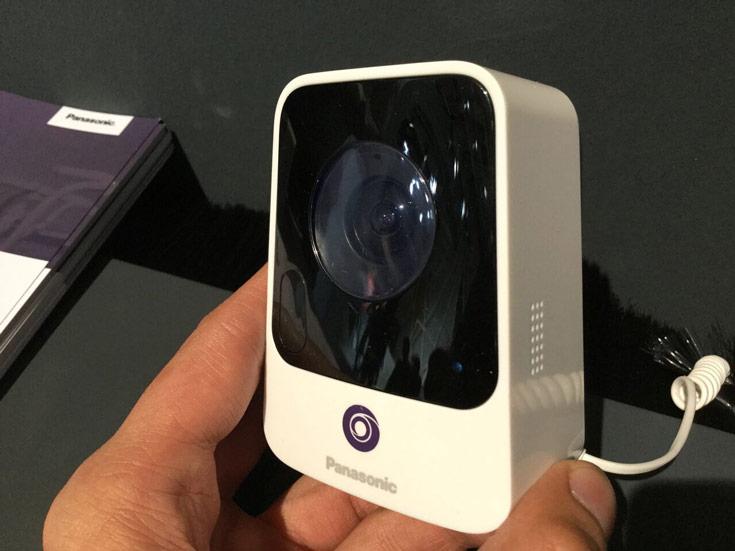 Анонсированы продажи Panasonic Nubo — первой камеры наблюдения с сотовым подключением