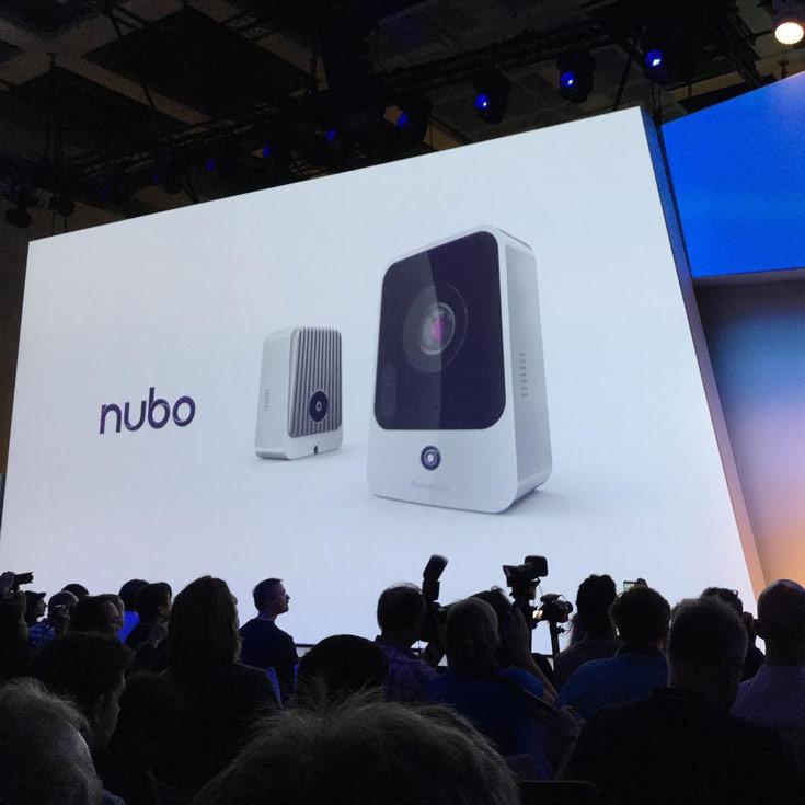 Поставки Panasonic Nubo в Европе компания обещает начать в ноябре