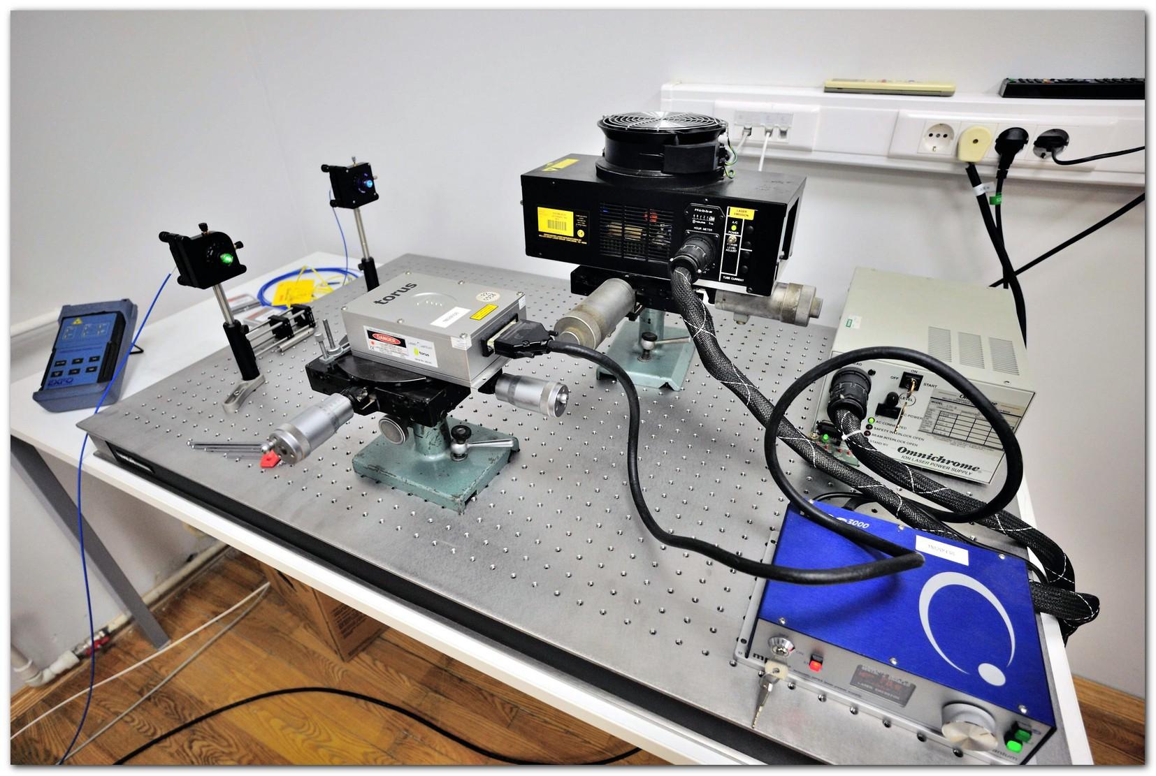 «Диагностировать рак поможет лазер», или Как устроен лазерный флуоресцентный гиперспектральный микроскоп - 14
