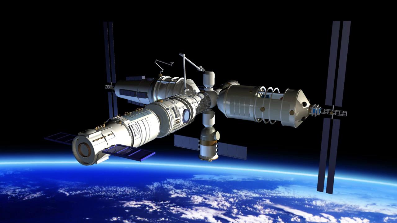 Китай собирается запустить на орбиту станцию «Тяньгун-2» в 2016 году - 2