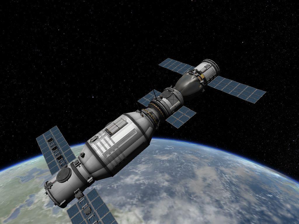 Китай собирается запустить на орбиту станцию «Тяньгун-2» в 2016 году - 1