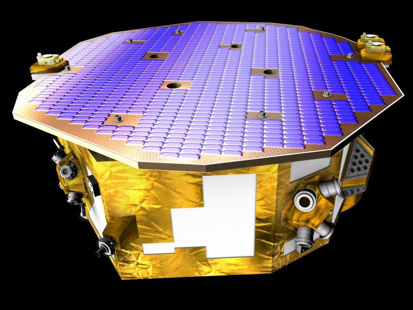 Космический телескоп LISA Pathfinder готов к запуску - 1