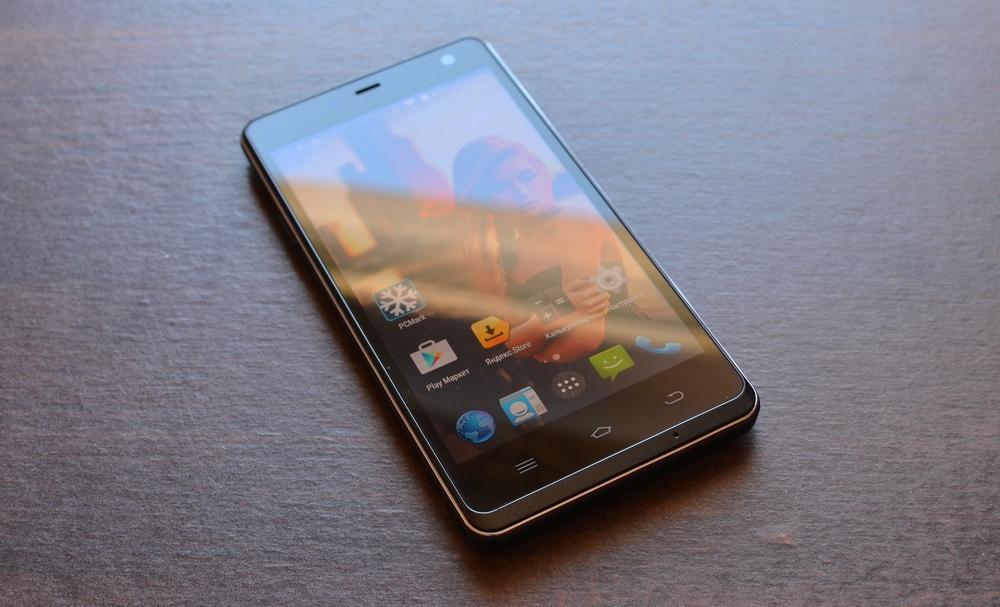 Обзор DEXP Ixion Energy: флагманский смартфон с рекордной батареей на 5 000 мАч и функцией Power Bank'а - 13