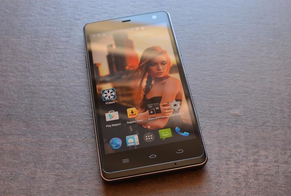 Обзор DEXP Ixion Energy: флагманский смартфон с рекордной батареей на 5 000 мАч и функцией Power Bank'а - 14