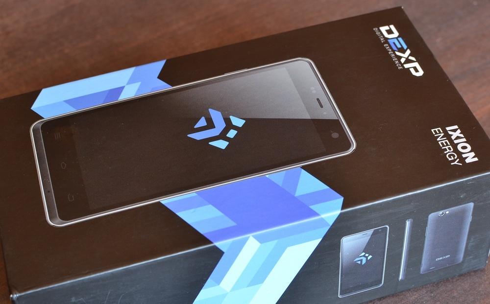 Обзор DEXP Ixion Energy: флагманский смартфон с рекордной батареей на 5 000 мАч и функцией Power Bank'а - 2