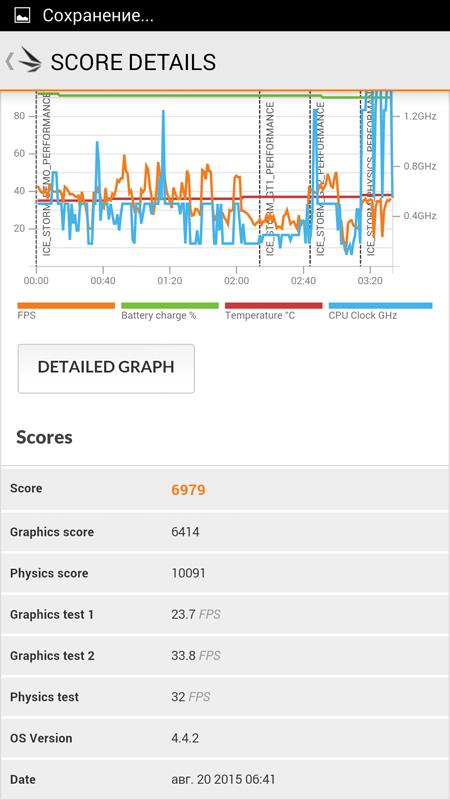 Обзор DEXP Ixion Energy: флагманский смартфон с рекордной батареей на 5 000 мАч и функцией Power Bank'а - 28
