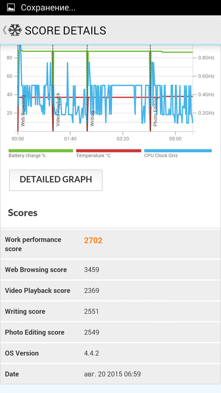 Обзор DEXP Ixion Energy: флагманский смартфон с рекордной батареей на 5 000 мАч и функцией Power Bank'а - 29