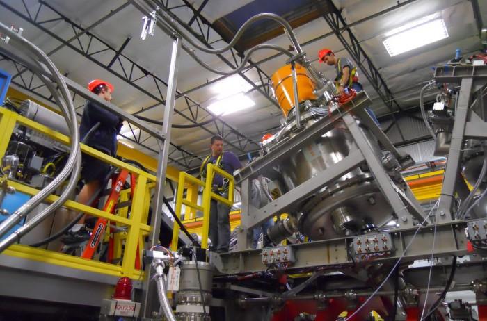 Россия и США совместно создают термоядерный реактор нового типа - 1