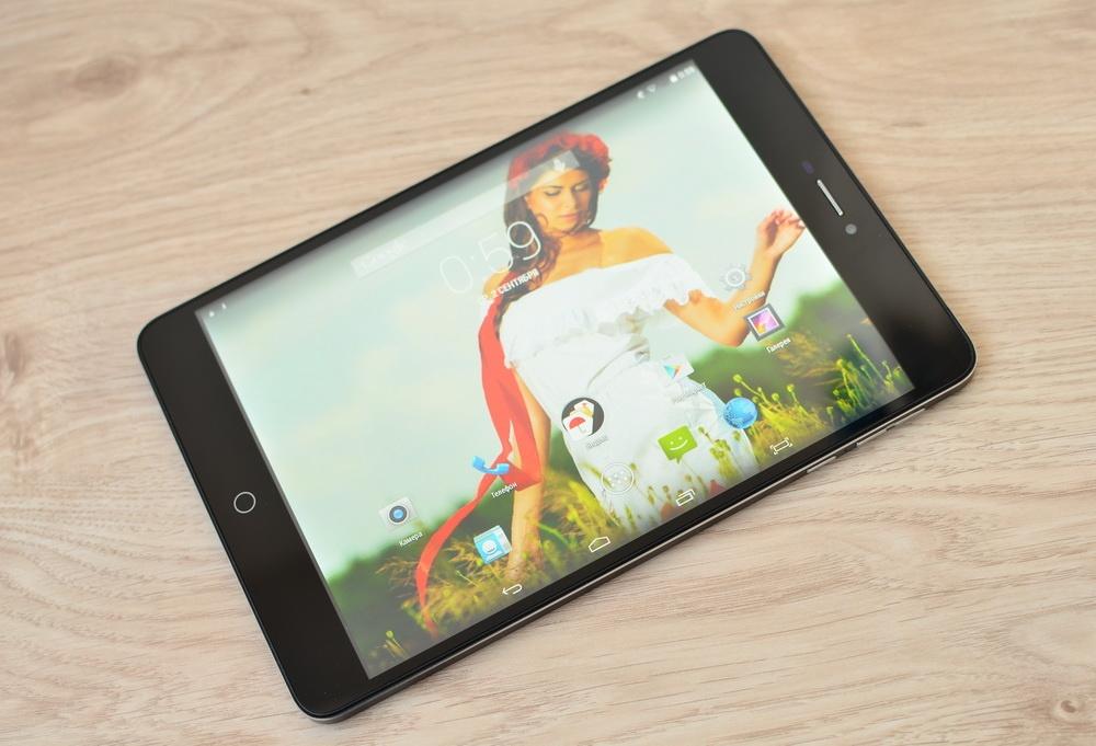 Терминатор по имени Аннушка: обзор металлического планшета bb-mobile Techno 7.85 3G M785AN - 10