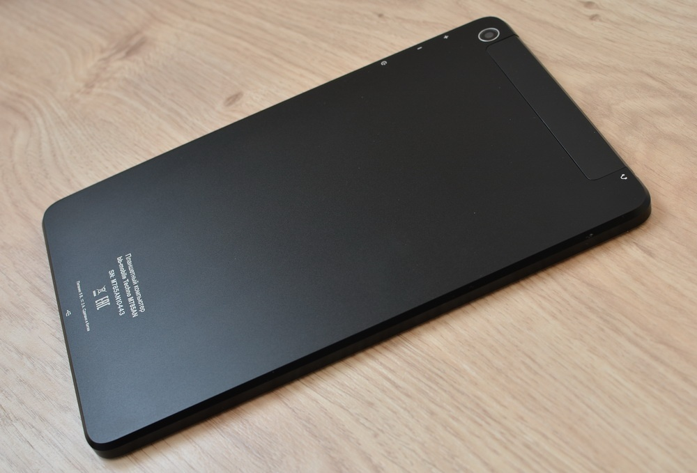 Терминатор по имени Аннушка: обзор металлического планшета bb-mobile Techno 7.85 3G M785AN - 12