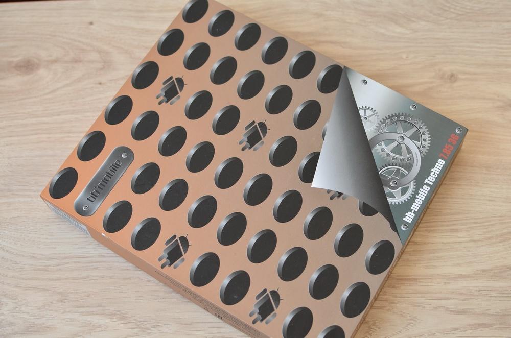 Терминатор по имени Аннушка: обзор металлического планшета bb-mobile Techno 7.85 3G M785AN - 2