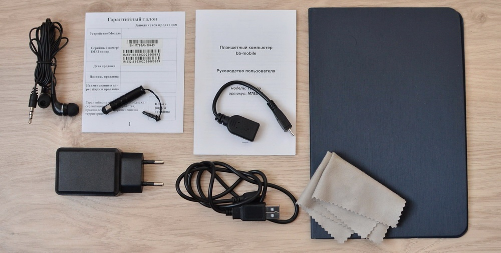 Терминатор по имени Аннушка: обзор металлического планшета bb-mobile Techno 7.85 3G M785AN - 4