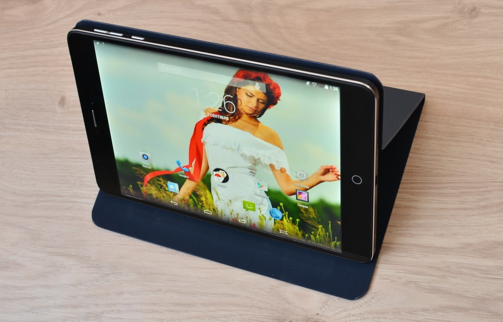 Терминатор по имени Аннушка: обзор металлического планшета bb-mobile Techno 7.85 3G M785AN - 5