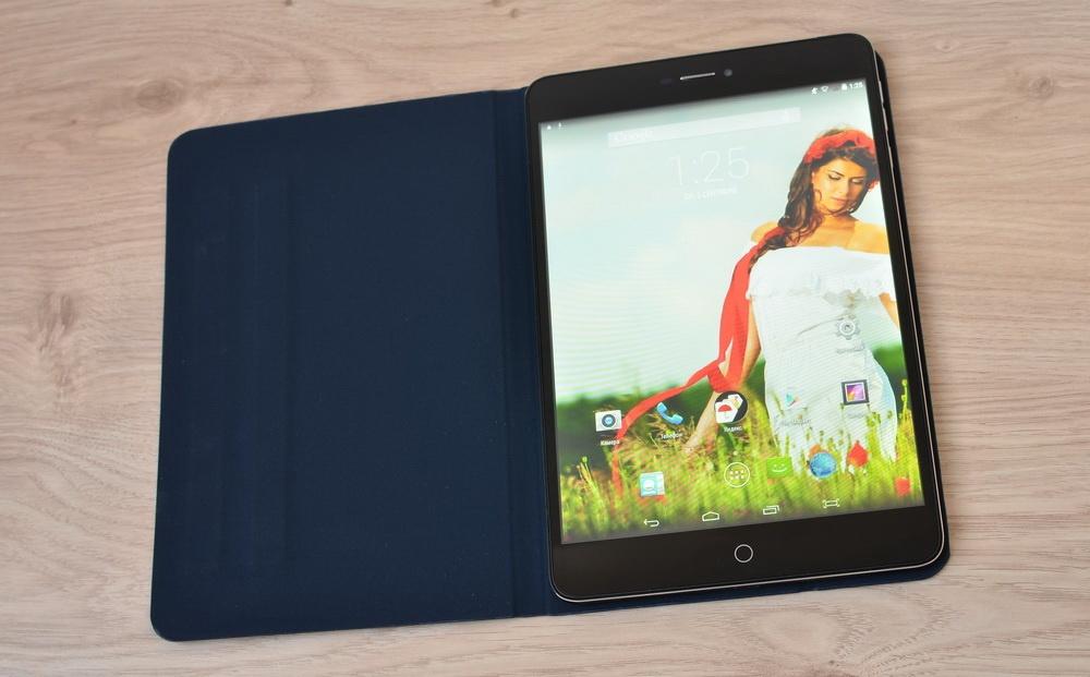 Терминатор по имени Аннушка: обзор металлического планшета bb-mobile Techno 7.85 3G M785AN - 6