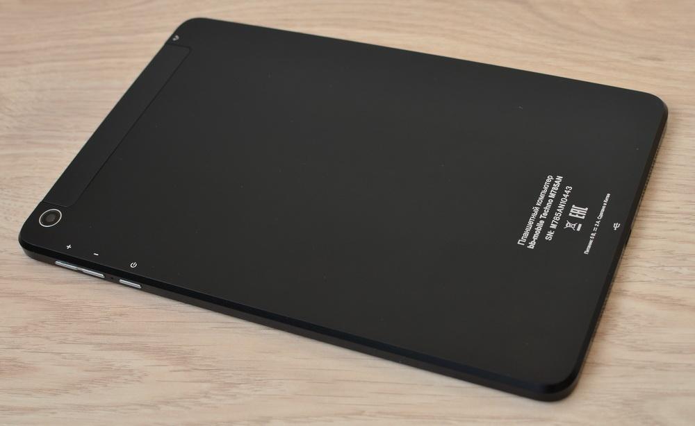 Терминатор по имени Аннушка: обзор металлического планшета bb-mobile Techno 7.85 3G M785AN - 7
