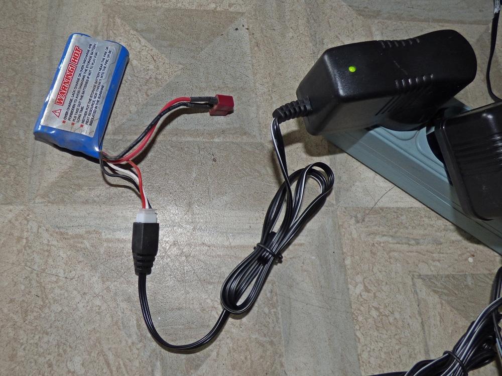 Тест-драйв радиоуправляемой автомодели Feiyue-01 - 11