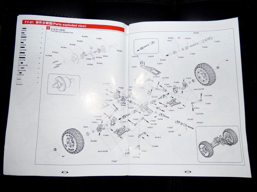 Тест-драйв радиоуправляемой автомодели Feiyue-01 - 6