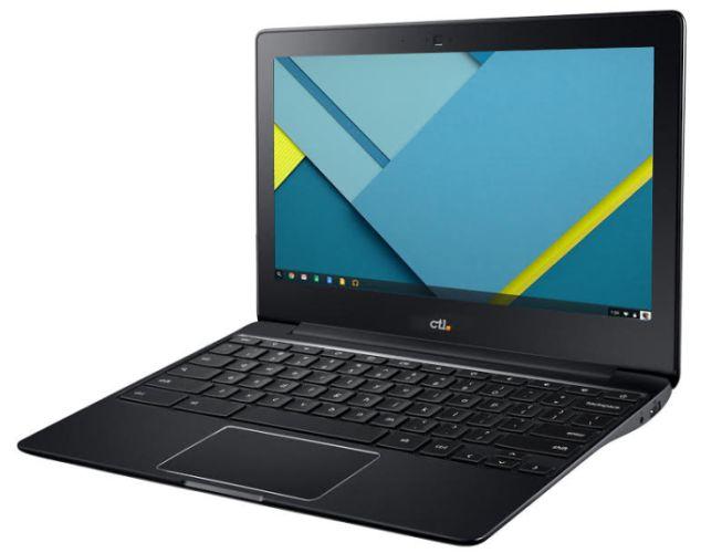 Хромбук CTL J4+ Chromebook основан на SoC Rockchip RK3288