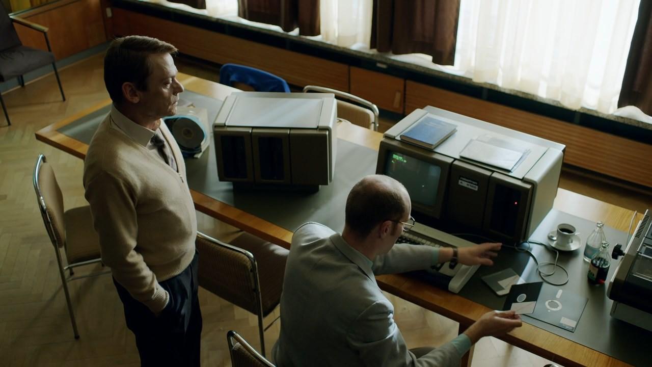 Deutschland 83, или безбумажные технологии в НАТО - 4