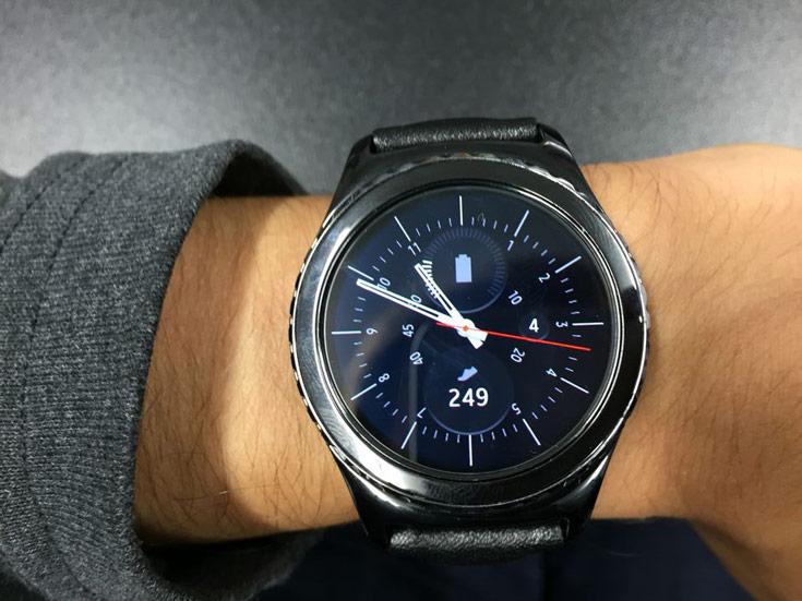 Продажи умных часов Samsung Gear S2 в модификациях Sport и Classic начнутся в октябре