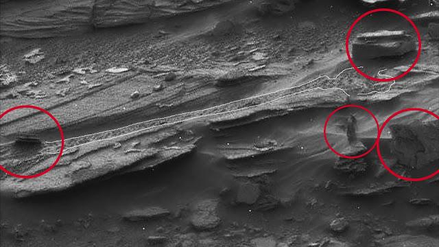 Марсианские иллюзии и земные заблуждения - 16